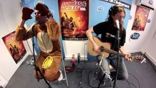 Andréas & Nicolas - Costume de singe