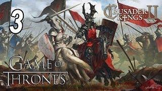 Game of Thrones for Crusader Kings 2 [Blackfyre] - Episode 3 - Counter-Rebellion