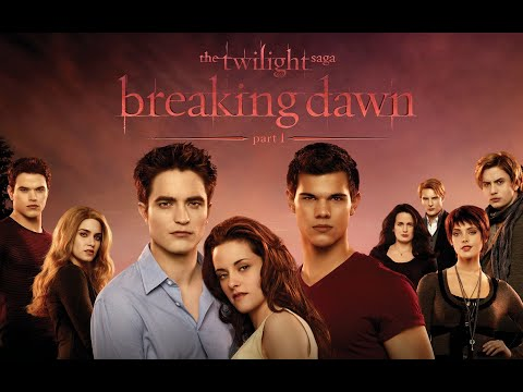Twilight Breaking Dawn Part 1 Full Explained In Hindi