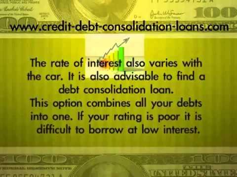 bad credit debt consolidation loans online - 3