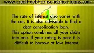 Which Companies Give Out Debt Consolidation Loans To People With Bad Credit