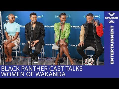 Danai Gurira discusses female representation in Black Panther