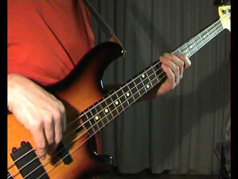 Jefferson Airplane Somebody To Love Bass Cover Youtube