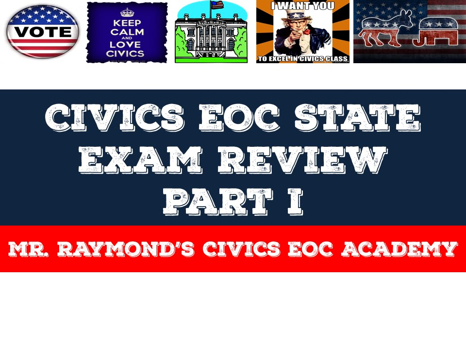 civics eoc state exam review part i youtube rh youtube com civics eoc practice test answer key civics eoc study guide 7th grade answer key