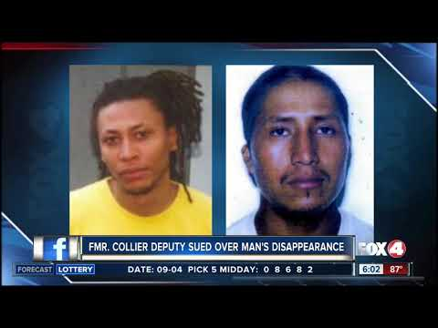 Former deputy named in wrongful death suit in cold cases of missing Collier men