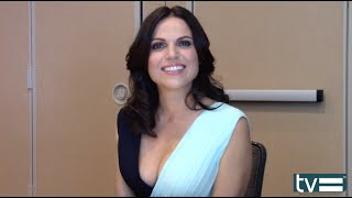 Lana Parilla Interview - Once Upon a Time Season 5