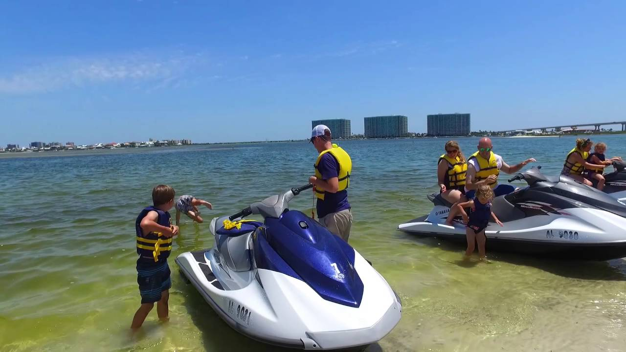 Orange Beach Jet Ski Als Tours By Alabama Extreme Watersports