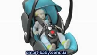 Установке детских автокресел RECARO без системы Isofix(К вашему вниманию предлагаем видео урок по установке детских автокресел торговой марки RECARO группы 0/ 0+ без..., 2010-04-26T06:45:55.000Z)