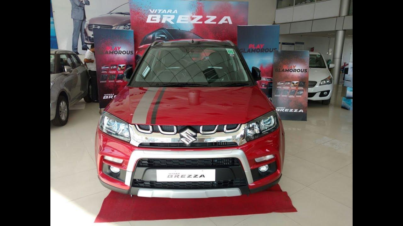 Image result for modified maruti vitara brezza cars india