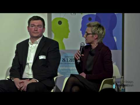 Panel Best of both Worlds – Partner für Digitalisierung 26.01.2017
