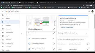 Shore-Webinar: Google My Business optimal nutzen screenshot 4