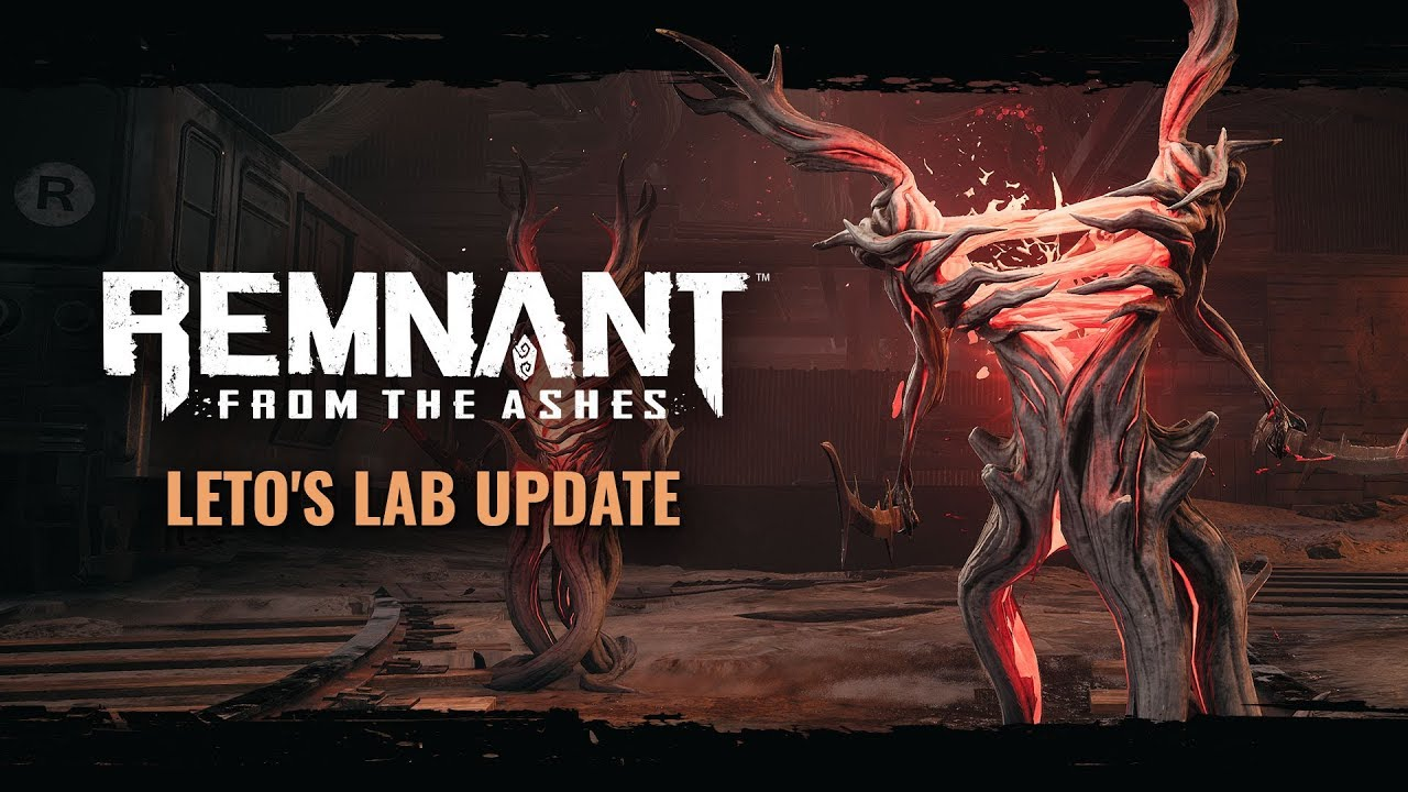 Leto's Lab | Remnant: From the Ashes