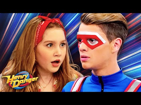 Henry Danger Accidentally Reveals a BIG Secret to Piper! 🤪 | Nick