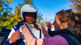 MoMac Ride #5 Julian Ball & Garet Thomas - Ashley Forest Rally Sprint