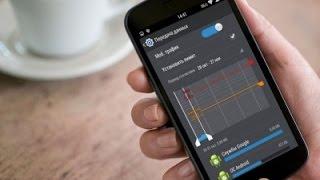 Контроль трафика на Android