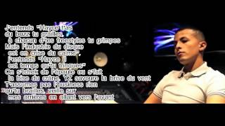 Hayce Lemsi - Atome De Folie Electron Libre ( Official Video Lyrics )