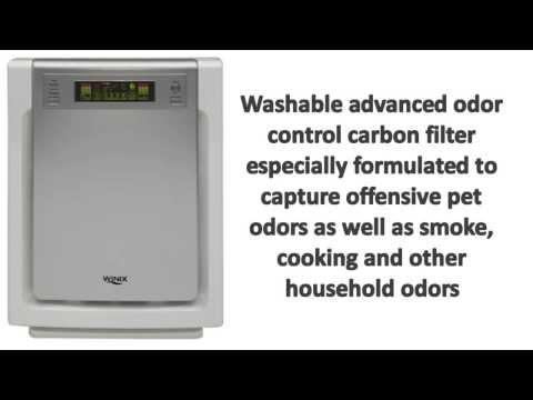 Winix WAC9500 Ultimate Pet True HEPA Air Cleaner Review