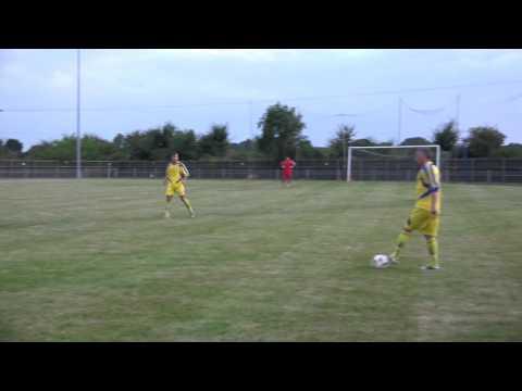 Full match: Burnham Ramblers 1-4 Waltham Forest (9-8-16)