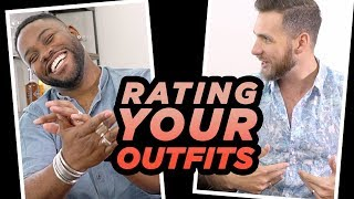 Rating Subscribers Outfits (PART 1) w/  Gent