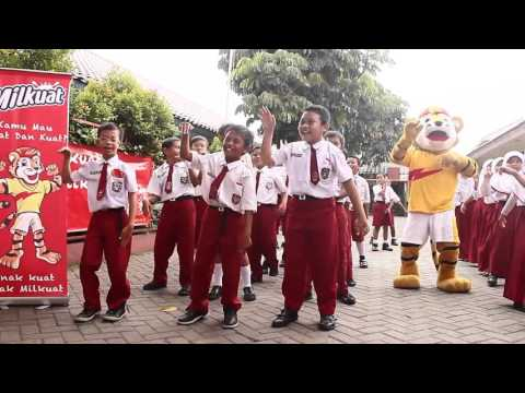Milkuat Dance Competition SDN SRENGSENG 04