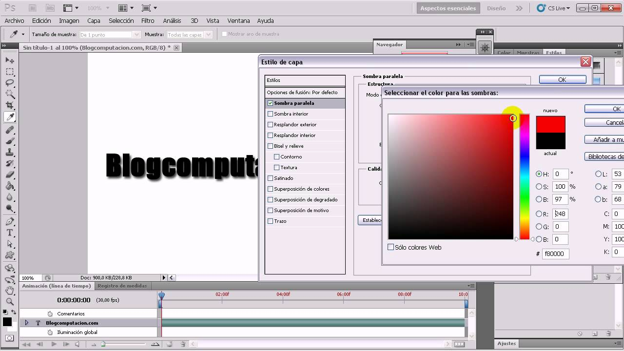 Problema al rasterizar capa con efectos | Adobe Community