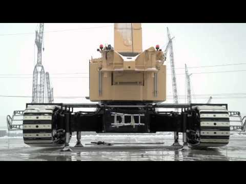 Liebherr - LTR 1220 self assembly