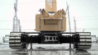 Liebherr - LTR 1220 self assembly