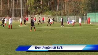 SV Sandhausen–FC Augsburg (U17 Bundesliga)