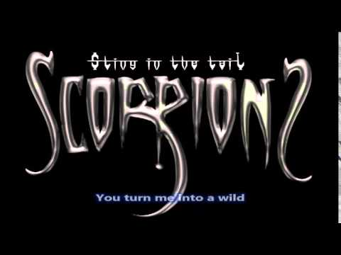 Scorpions  - Turn You On (Lyrics)