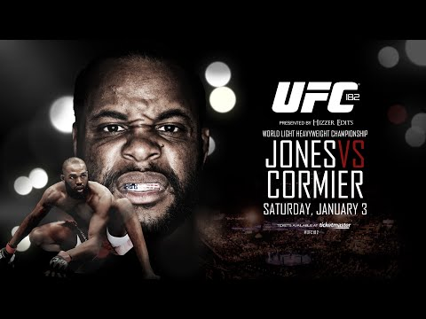 Random Movie Pick - UFC 182: Jones vs Cormier Promo YouTube Trailer