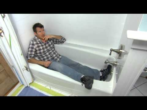 How can I make my old tub look new? - YouTube