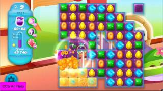 Candy Crush Soda Saga Level 1221 NO BOOSTERS Cookie