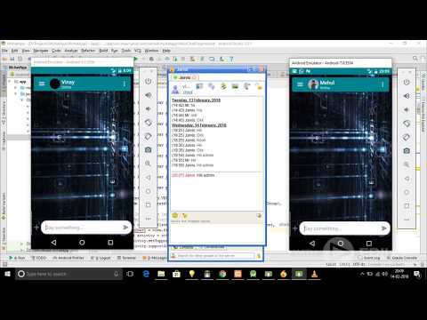 Android Chat Application Using XMPP Protocol |Openfire |Ejabberd |Jabber |Spark |AWS |Android