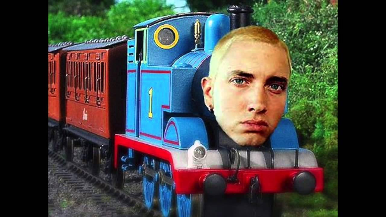 Eminem Without Me X Thomas The Tank Engine YouTube