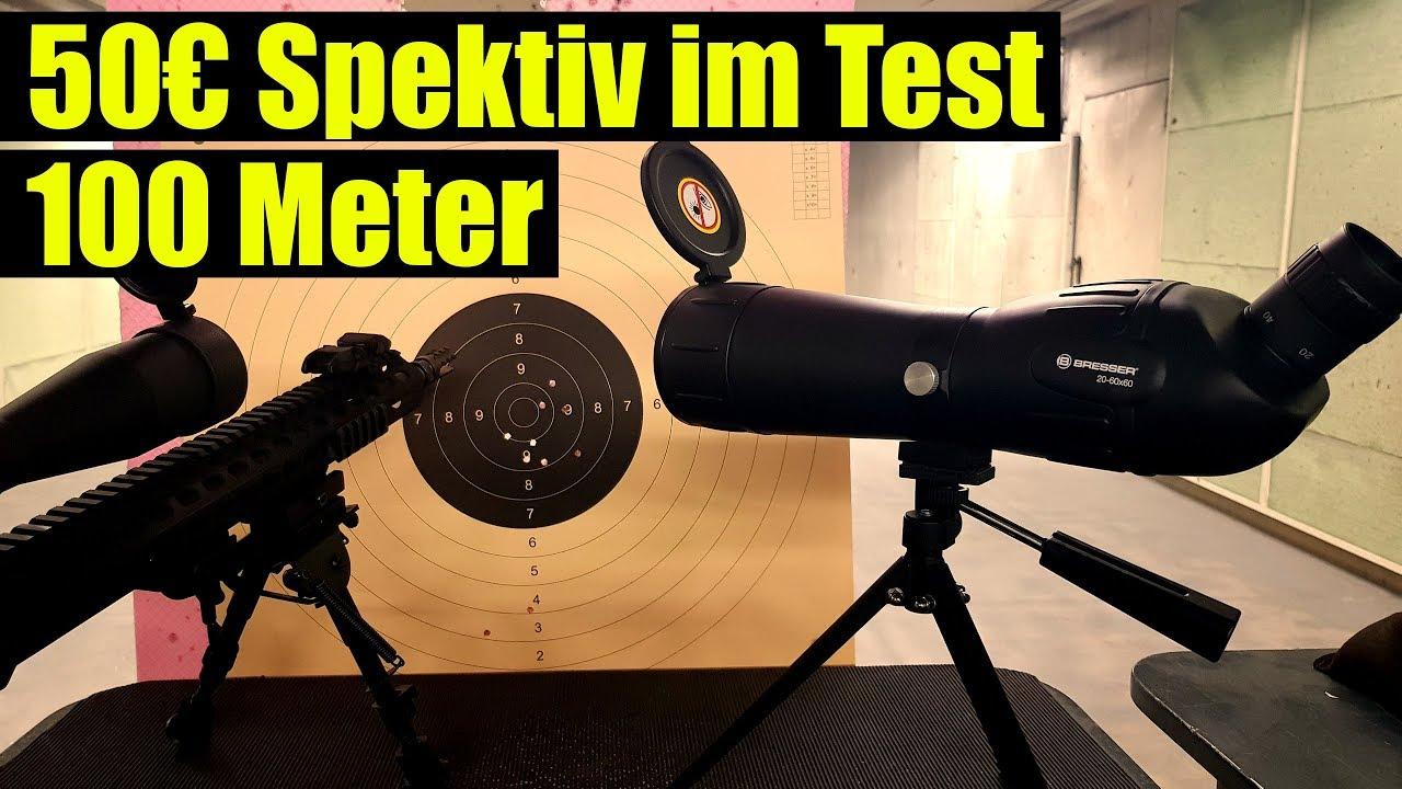 50u20ac spektiv im test auf 100 meter bresser 20 60x60 youtube