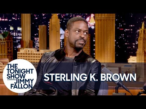 Sterling K. Brown on Keeping This Is Us Secrets and Acting with Bestie Brian Tyree Henry