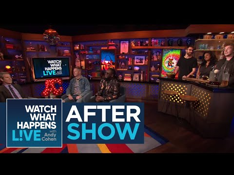 After Show: T-Pain's Unreleased Britney Spears Songs | WWHL