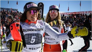 Skiing news - Federica Brignone completes hat-trick in Alpine Combined at Crans-Montana