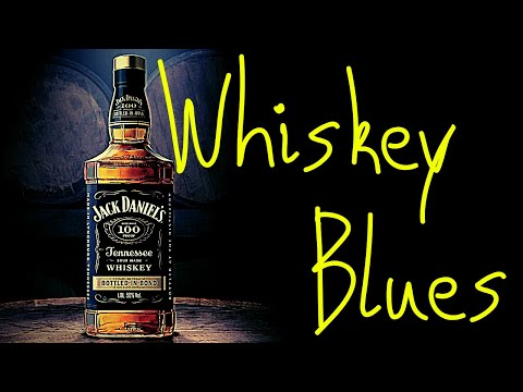 Whiskey Blues | Best of Slow Blues | Old-Fashioned Cocktail