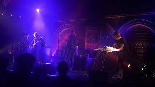 Mark Lanegan & Duke Garwood - Upon Doing Something Wrong - 5 Oct 2018 Union Chapel London