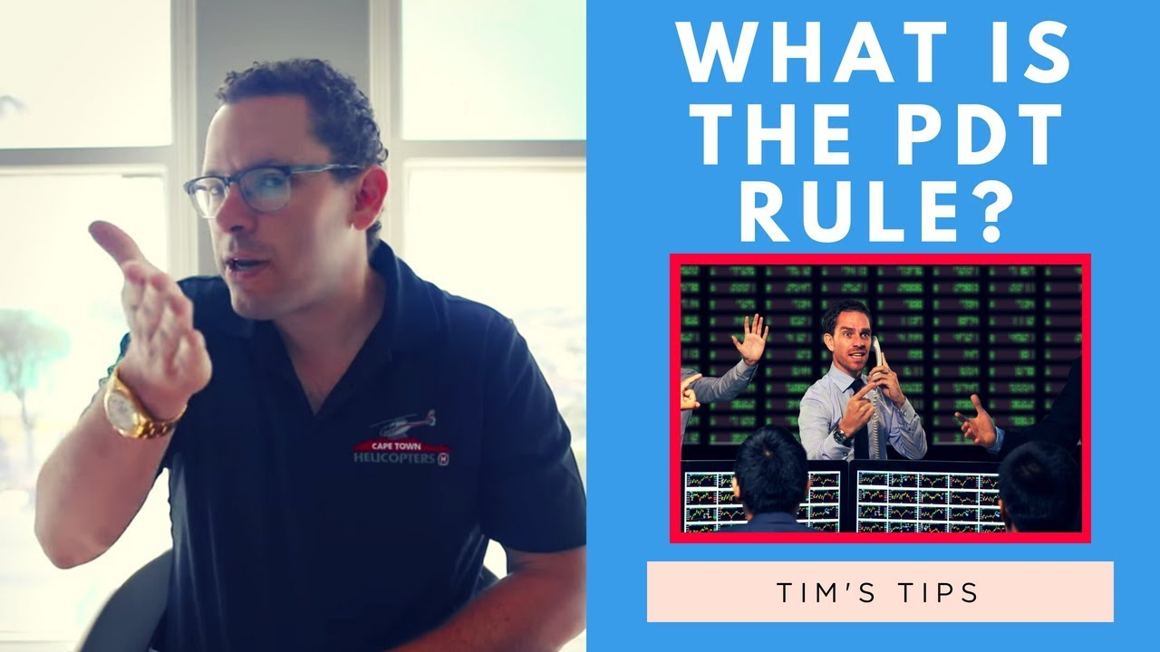 What Is The Pattern Day Trader Pdt Rule In Stock Market Trading