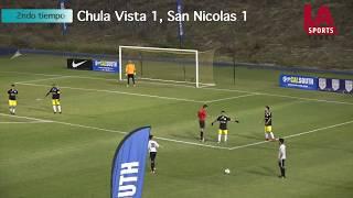 Final de Cal South State Cup: Chula Vista vs. San Nicolas