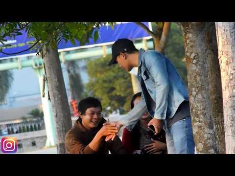 PELUK COWO PART2 / PRANK JADI GAY HOMO (PRANK INDONESIA)