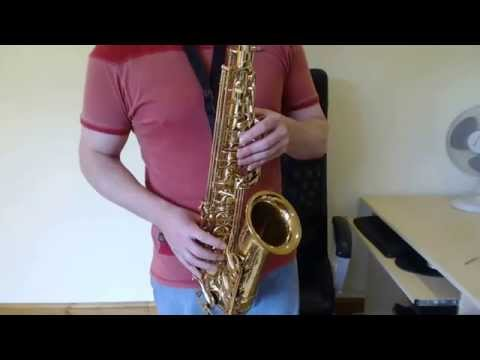 3 Easy Movie Songs for Saxophone to Impress your Friends with (Saxophone Beginners Lesson SS101)