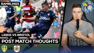 Bristol City 0-1 Leeds United | 2 HUGE WINS