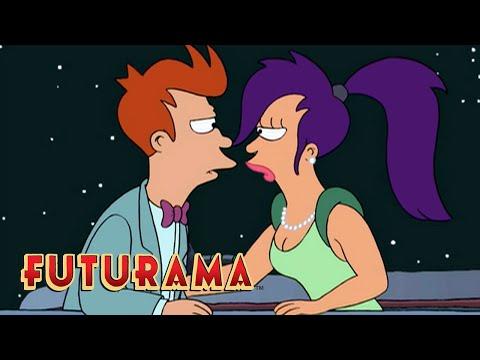 FUTURAMA   Season 2, Episode 1: Budding Romance?   SYFY