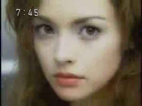 "Olivia Lufkin - Kate 3 (Kanebo Cosmetics) ""Dear Angel Theme"""