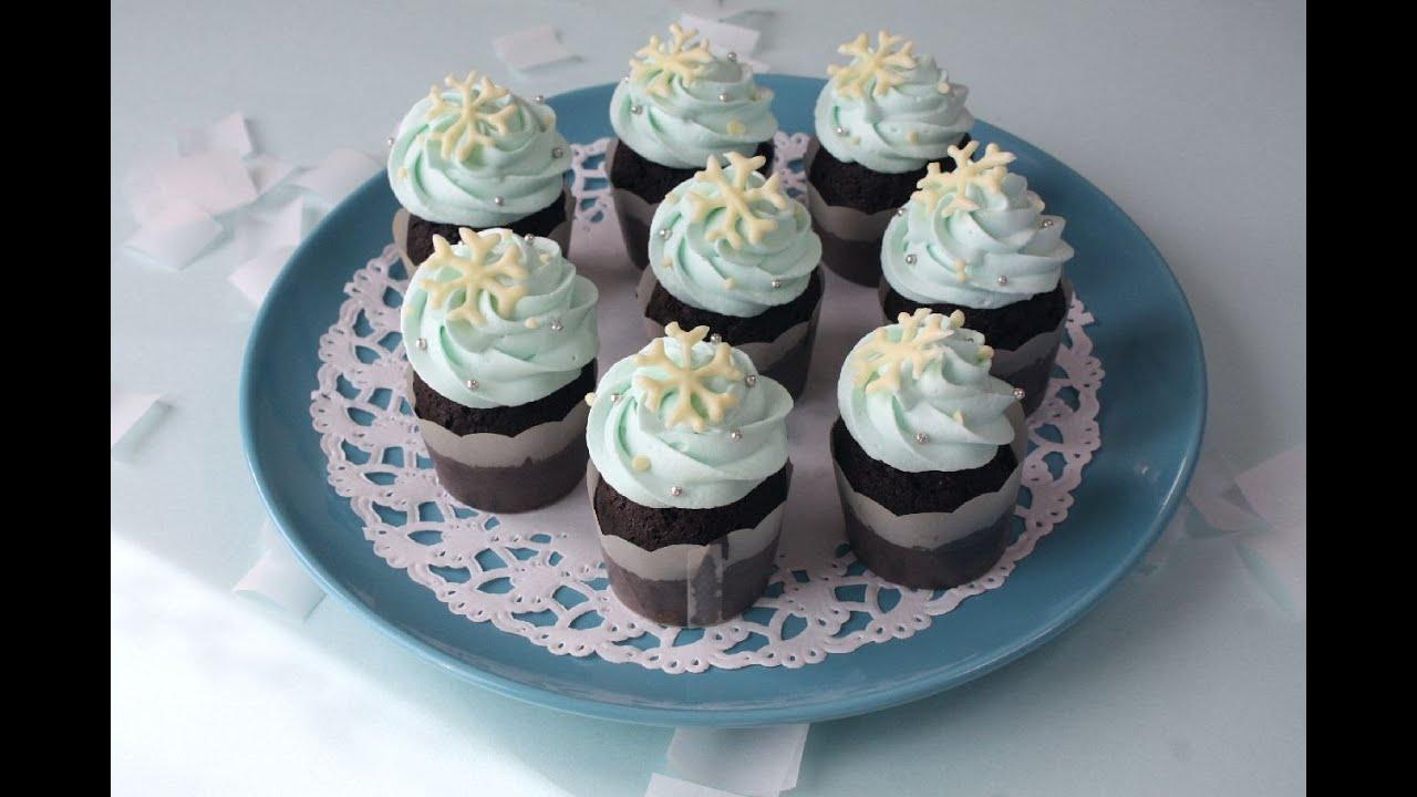 チョコレートカップケーキ作り方 レシピ Chocolate Cupcake Recipe Youtube
