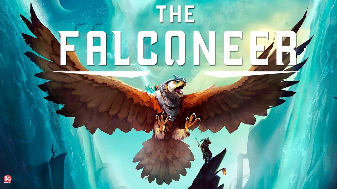 THE FALCONEER - NOVO JOGO DE MUNDO ABERTO | Gameplay Exclusiva de Prévia