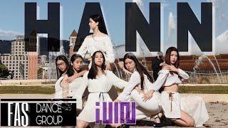 [KPOP IN PUBLIC BARCELONA] (G)I-DLE (여자아이들) - 'HANN' (한) [DANCE COVER BY FAS]